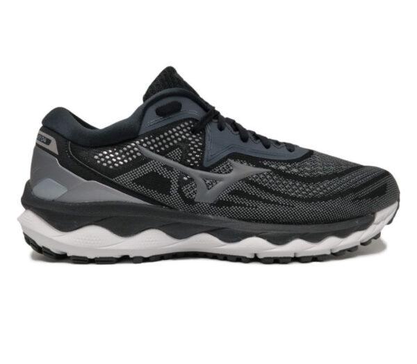 scarpa running uomo mizuno wave sky 4 nera