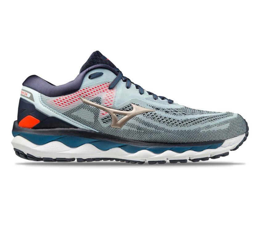 scarpa running uomo mizun ammortizzatao wave sky 4