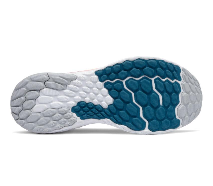 suola scarpa running pianta larga uomo new balance 1080