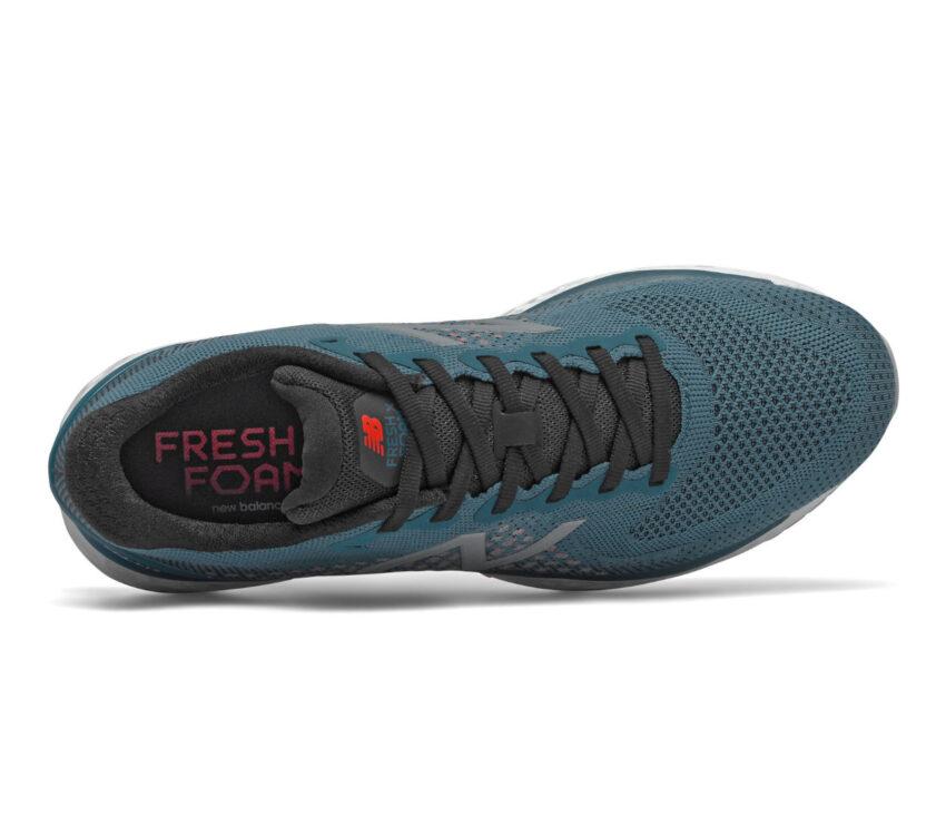 scarpa running uomo pianta larga new balance 880 v10 wide 2e vista da sopra