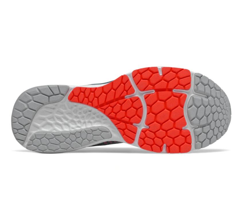 suola scarpa running uomo pianta larga new balance 880 v10 wide 2e
