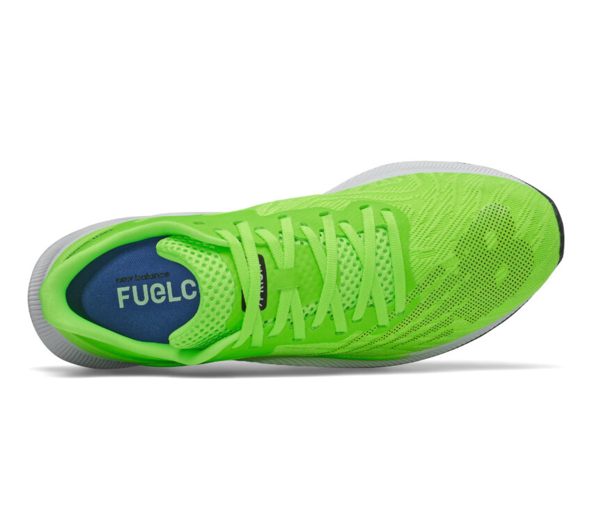 tomaia new balance fuelcell prism verde