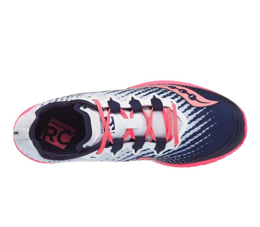 tomaia scarpa da running donna saucony type a9