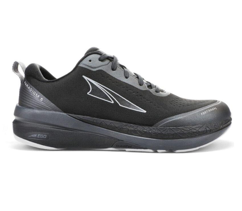 scarpa da running drop 0 altra running paradigm 5 nera