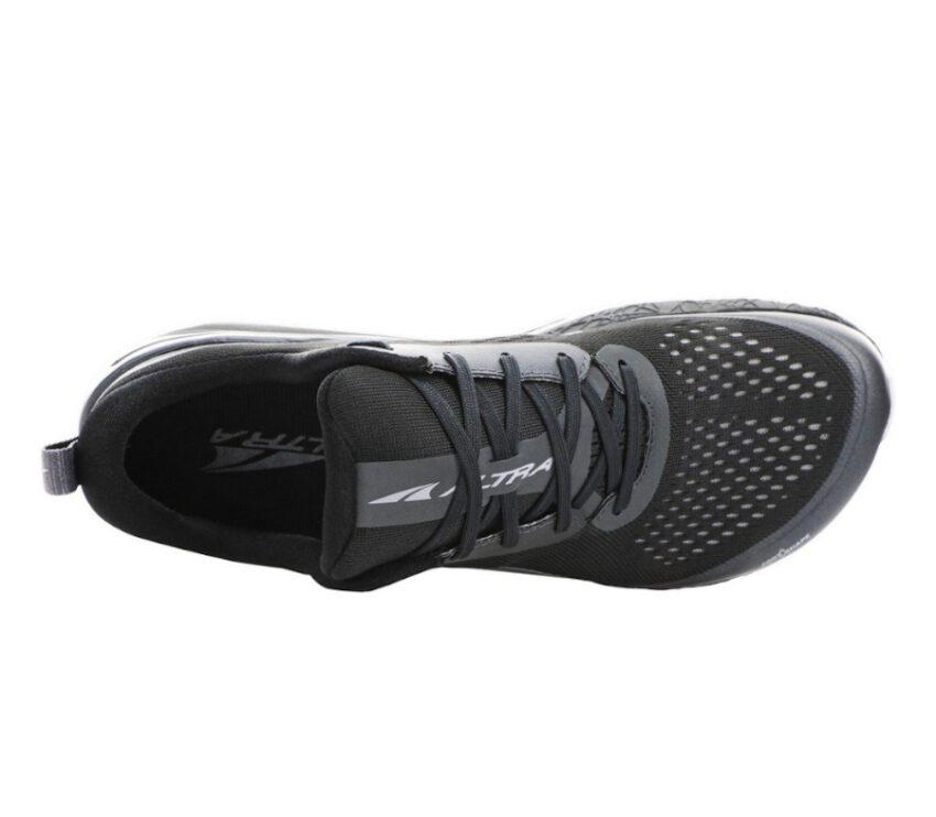 tomaia scarpa da running drop 0 altra running paradigm 5 nera