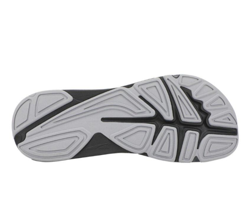 suola scarpa da running drop 0 altra running paradigm 5 nera