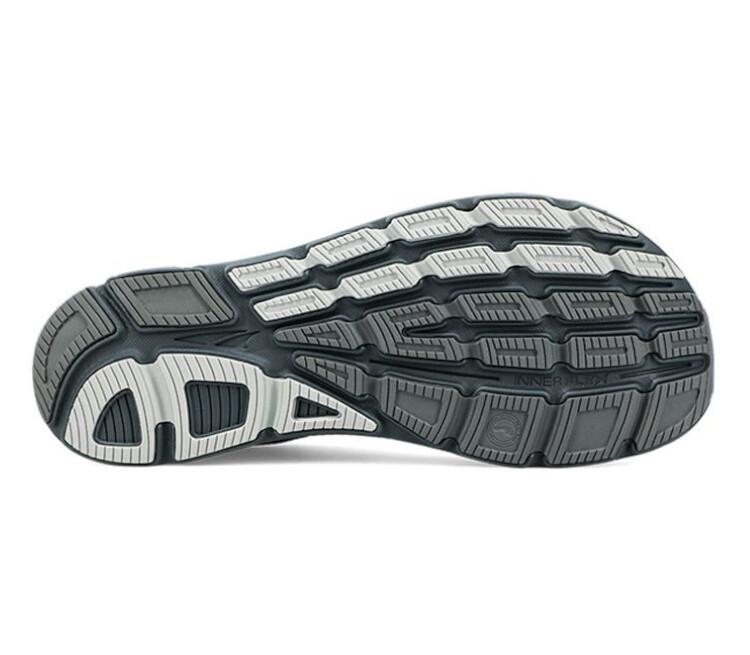 suola scarpa da running altra torin plush 4.5 nera
