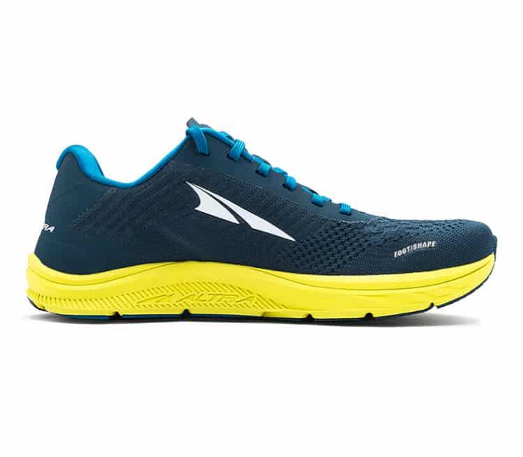 scarpa da running altra torin plush 4.5 blu