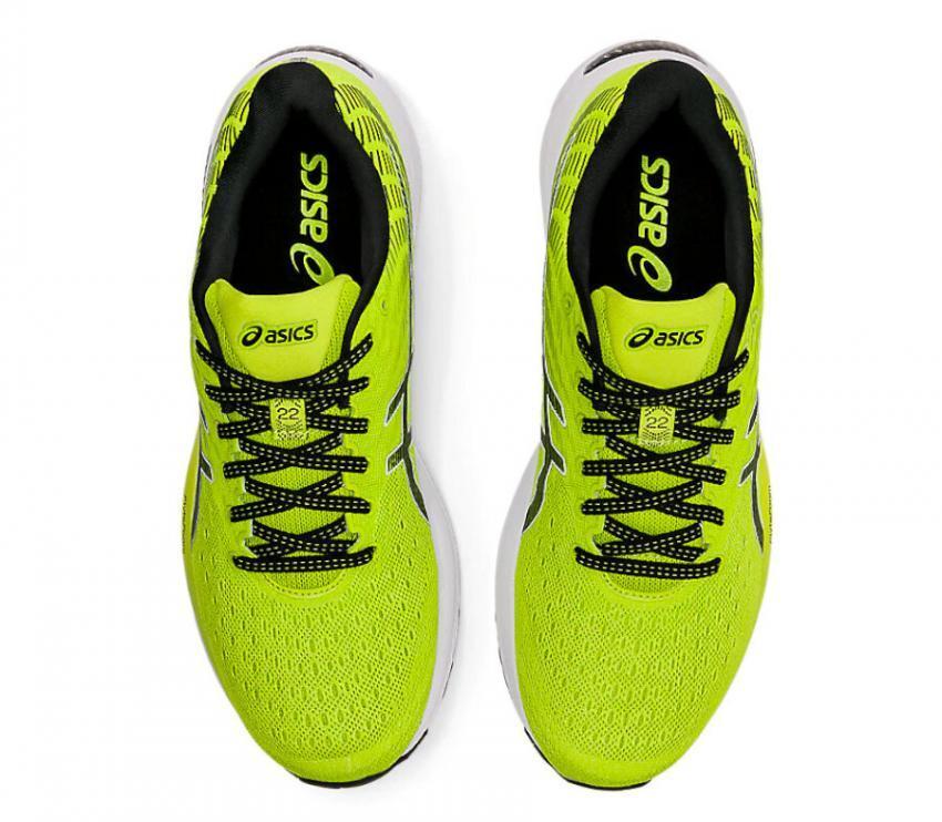 scarpe running Asics Gel cumulus 22 uomo 1011a862300 viste da sopra