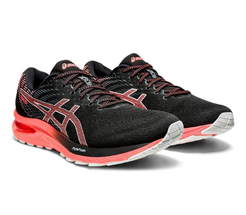 scarpa running uomo asics gel cumulus 22 tokyo rossa coppia