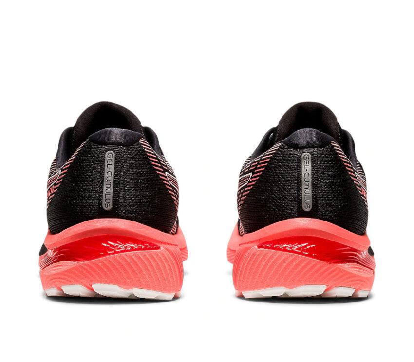 retro scarpa running uomo asics gel cumulus 22 tokyo rossa