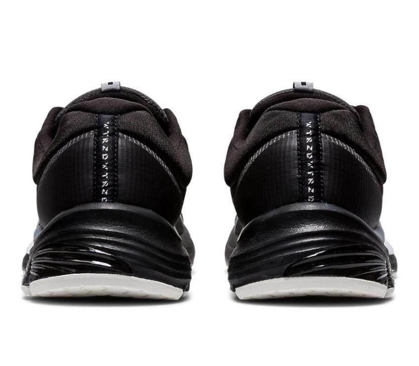 tallone scarpa invernale running asics gel pulse 12