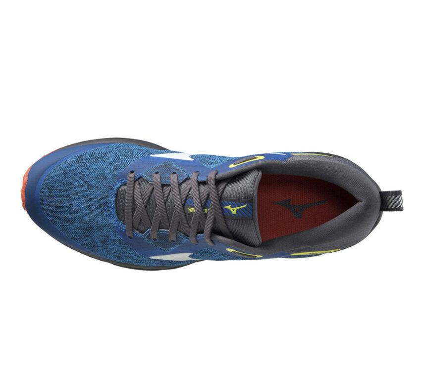 tomaia scarpa da trail running mizuno rider tt 2