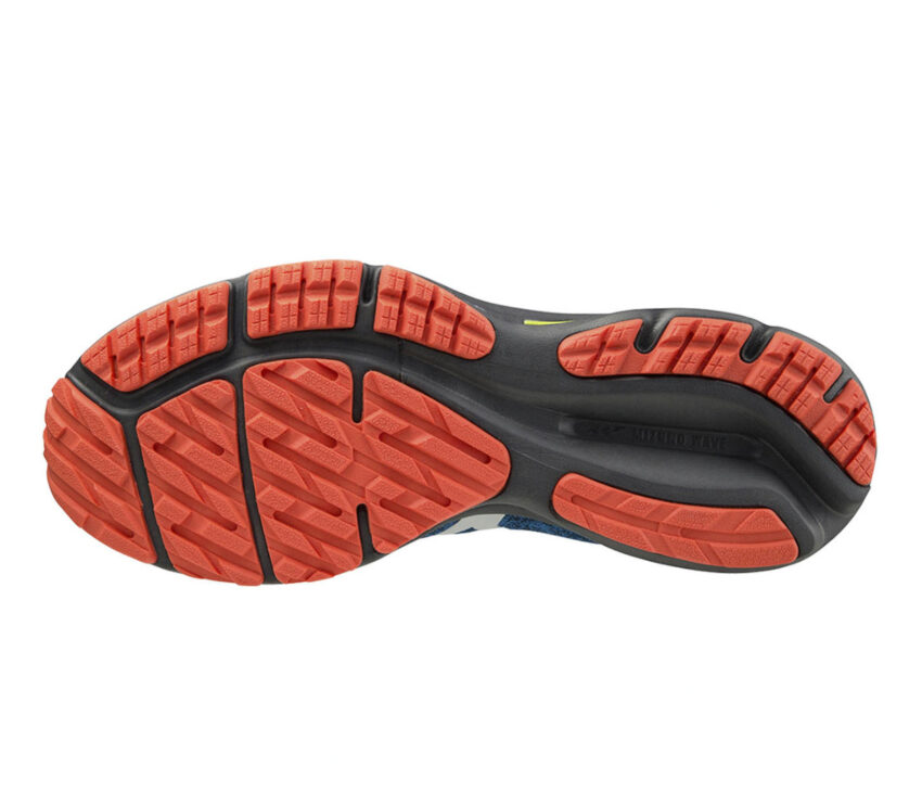suola scarpa da trail running mizuno rider tt 2