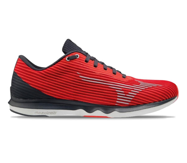 scarpa running uomo mizuno wave shadow 4 rossa