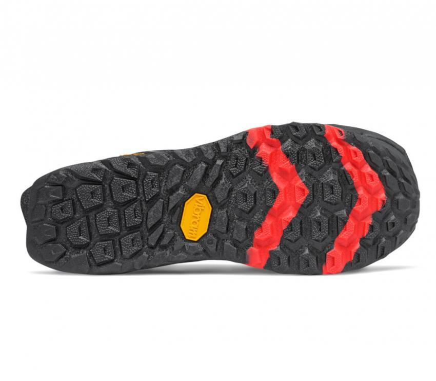 suola grip new balance hierro v5 scarpa trail impermeabile