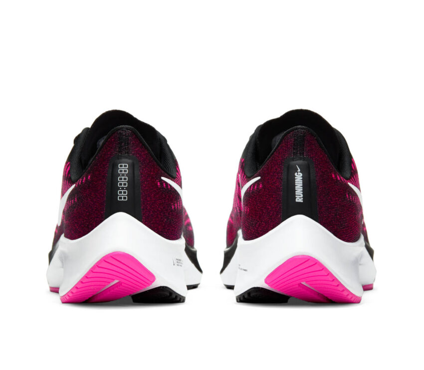 tallone scarpe running donna nike pegasus 37 rosa