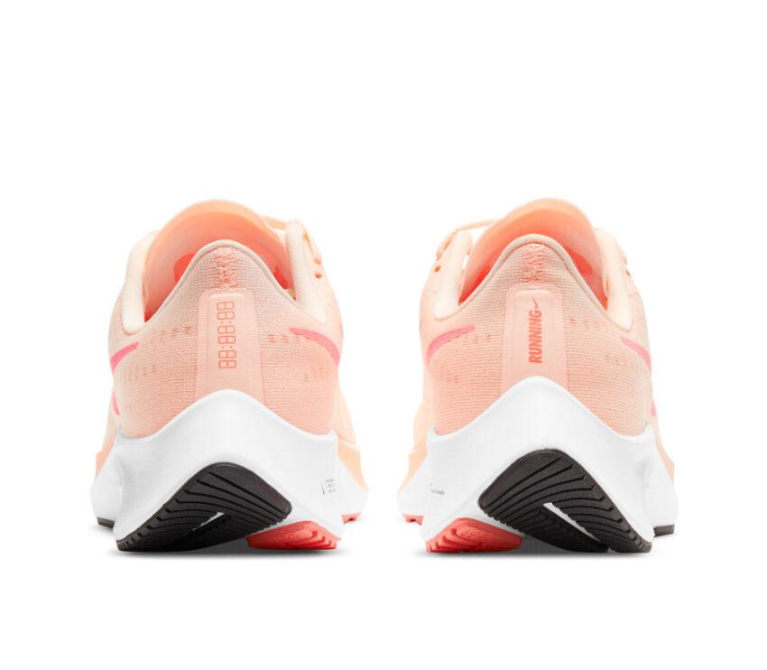 tallone scarpa running donna pegasus 37 rosa
