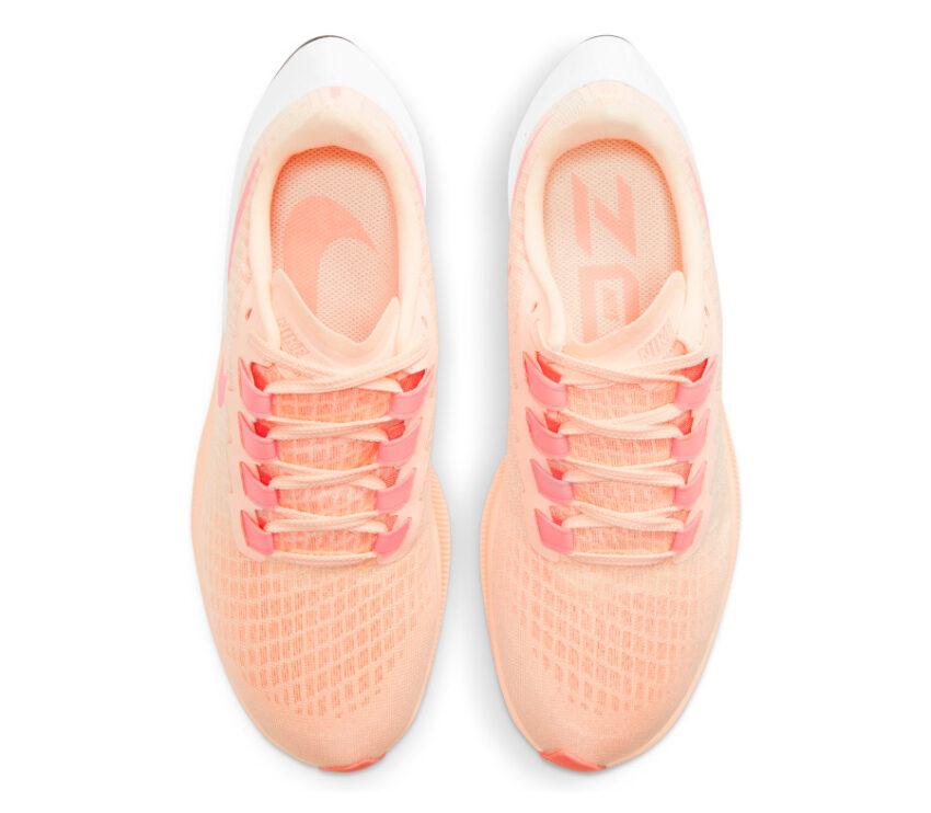 tomaia scarpa running donna pegasus 37 rosa