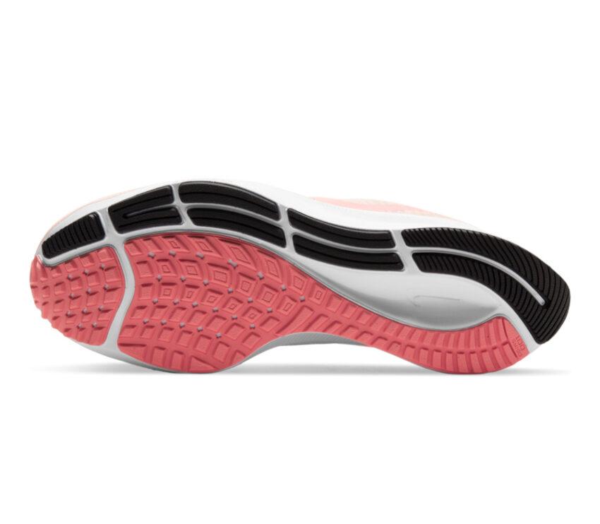 suola scarpa running donna pegasus 37 rosa