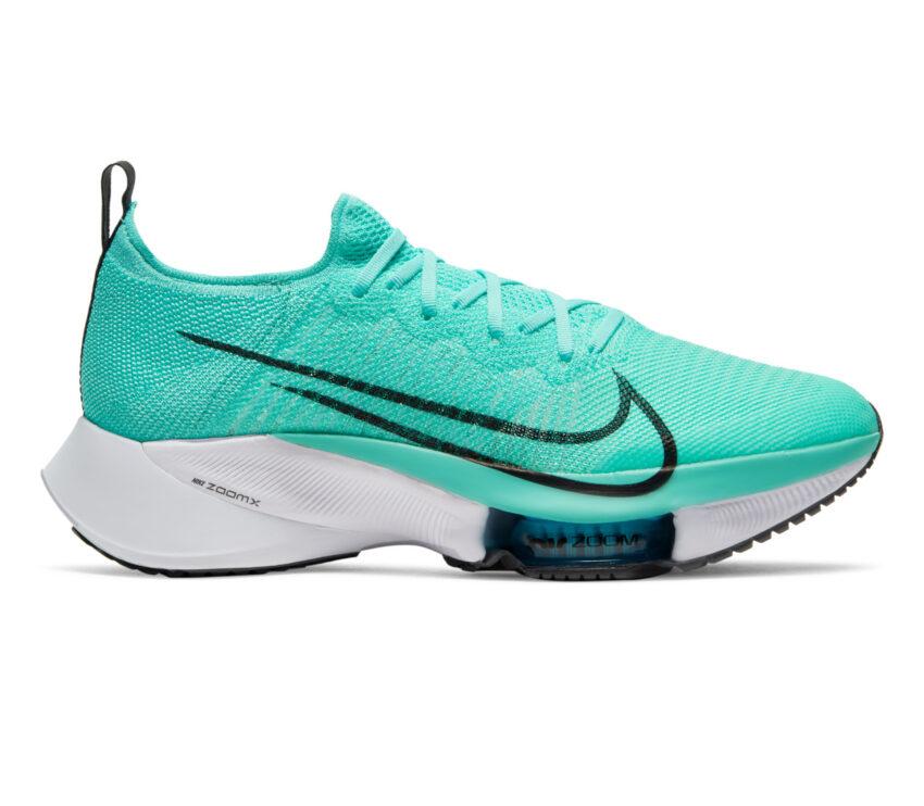 scarpa da running nike tempo next azzurra