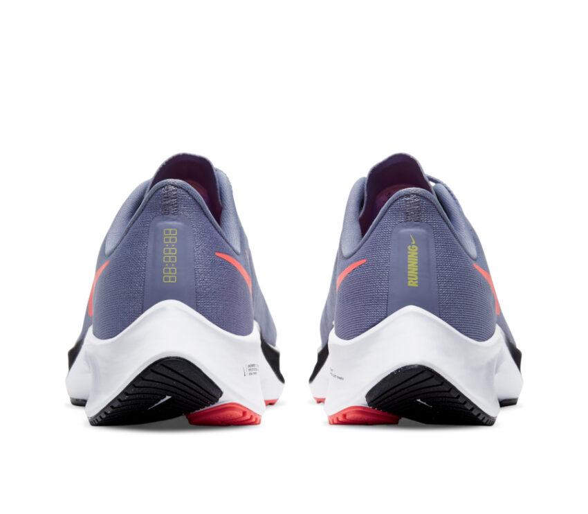 scarpa running donna nike pegasus 37 grigia