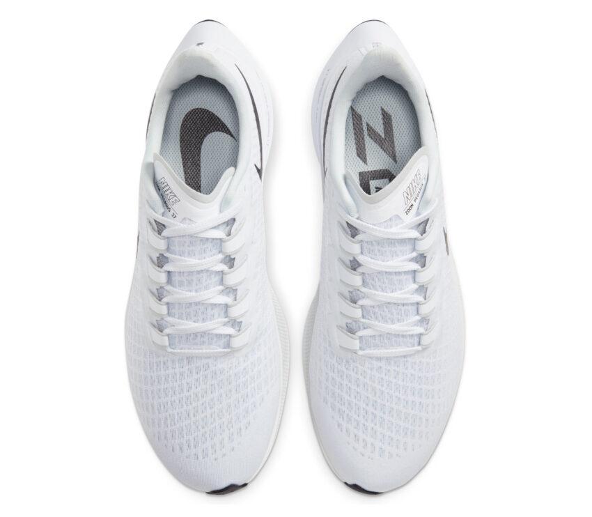 tomaia pegasus 37 nike scarpa running uomo bianca 100