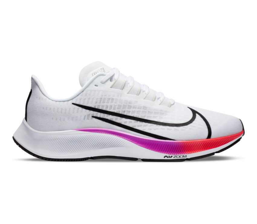 pegasus 37 nike scarpa running uomo bianca 103