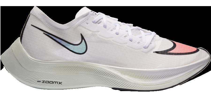 scarpa con fibra di carbonio nike vaporfly