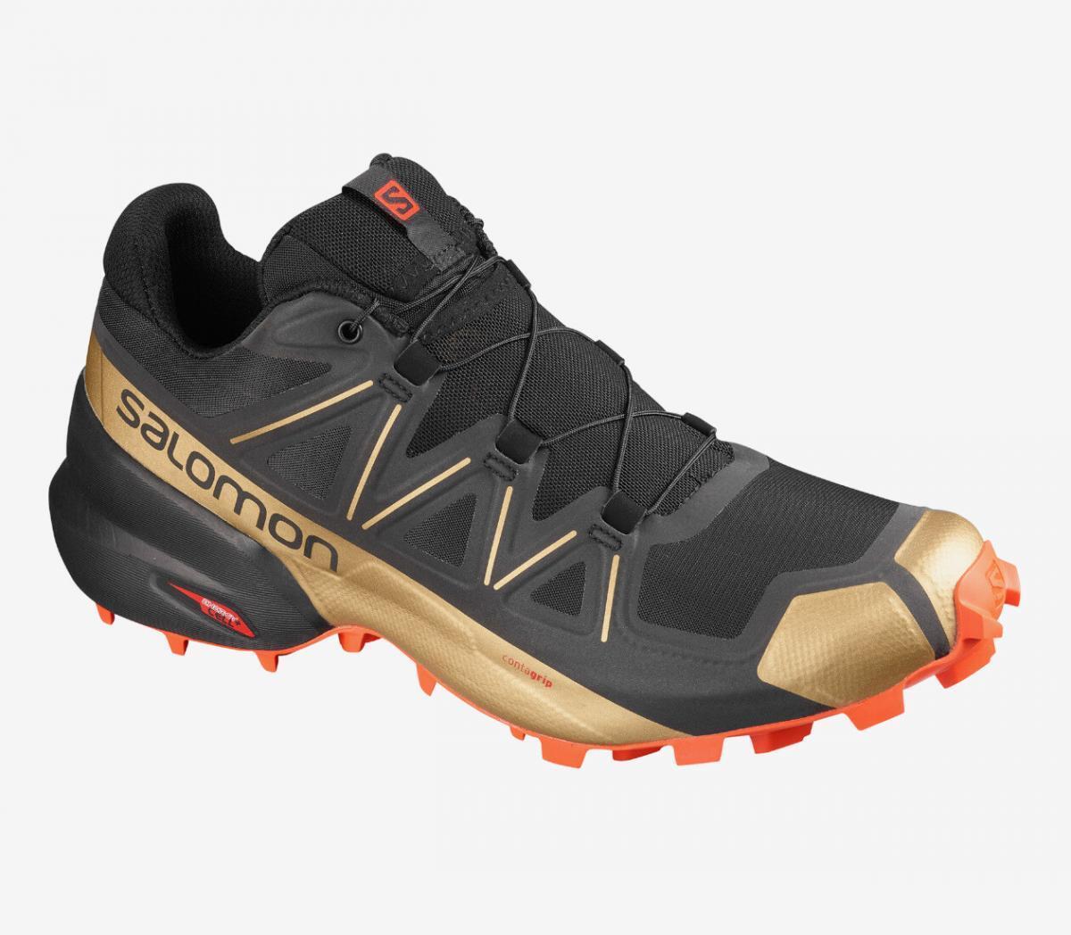 scarpa da trail running salomon speedcross 5 gts
