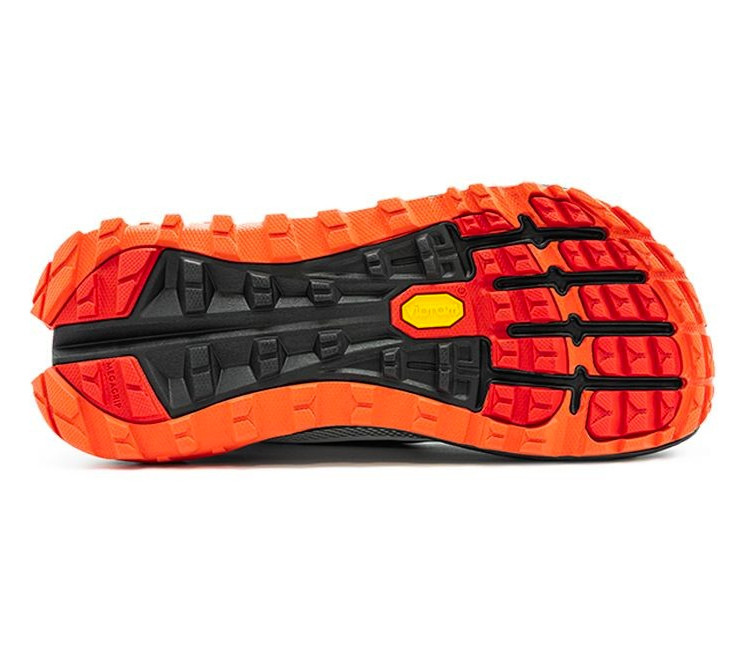 suola scarpa da trail running olympus 4 uomo