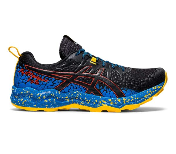 scarpe trail running uomo asics fujotrabuco lyte