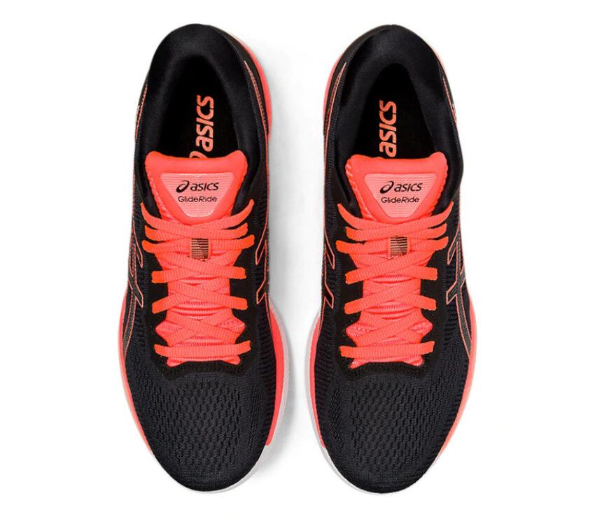 tomaia asics glideride colorazione tokyo scarpe running