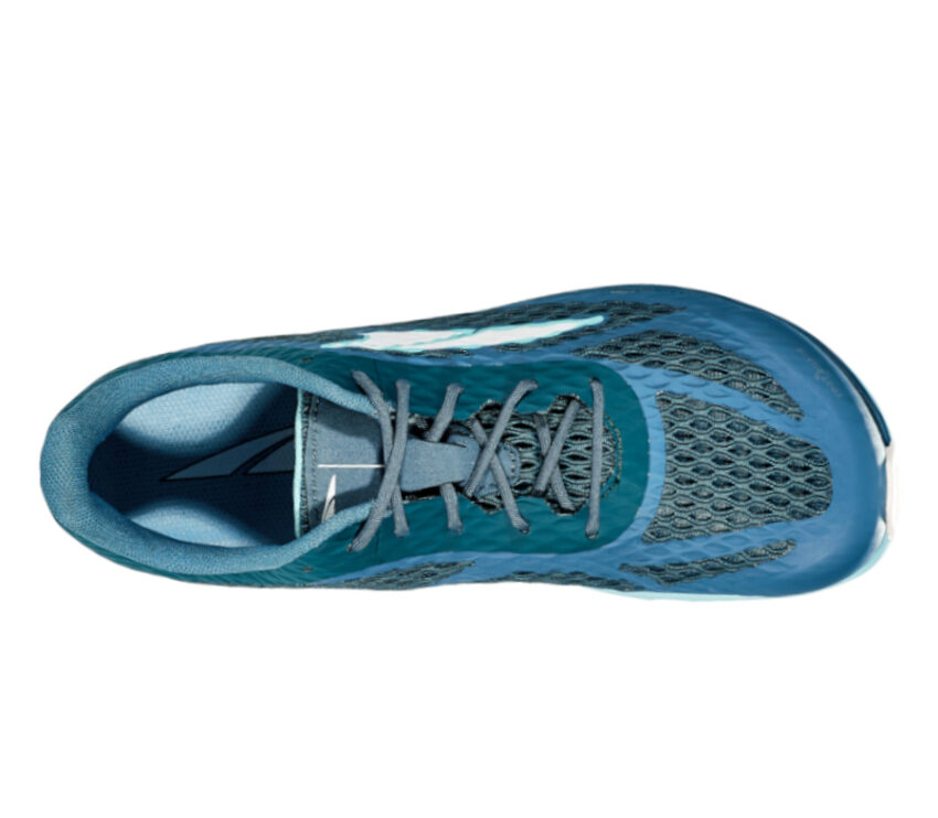 tomaia scarpa da running minimal donna altra viho blu
