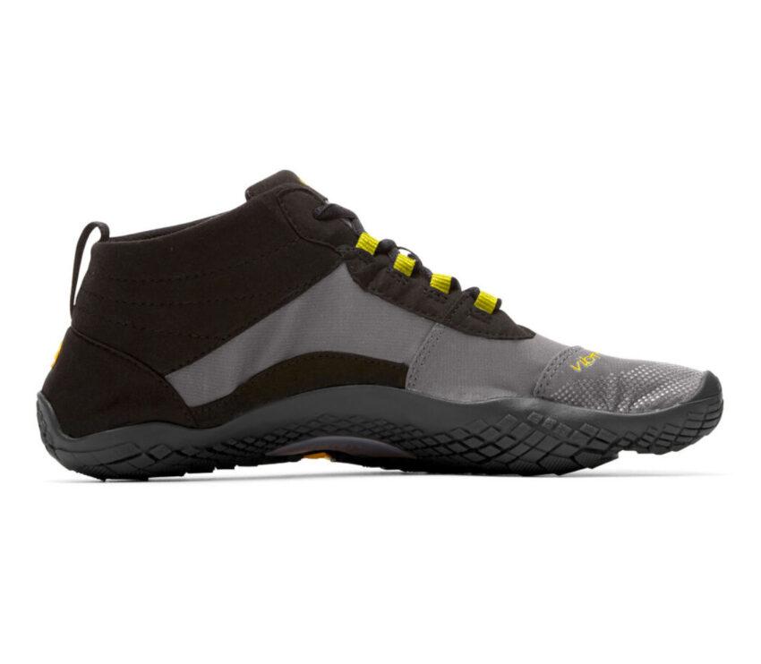 scarpa vibram five fingers v trek running da uomo nera e grigia