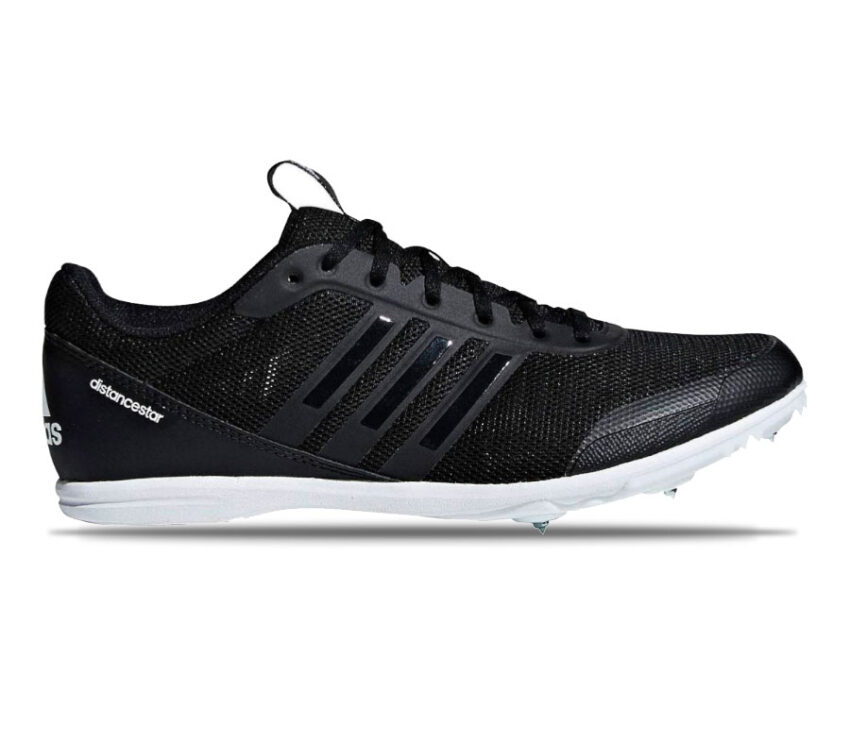 scarpa da mezzofondo donna adidas distancestar nera