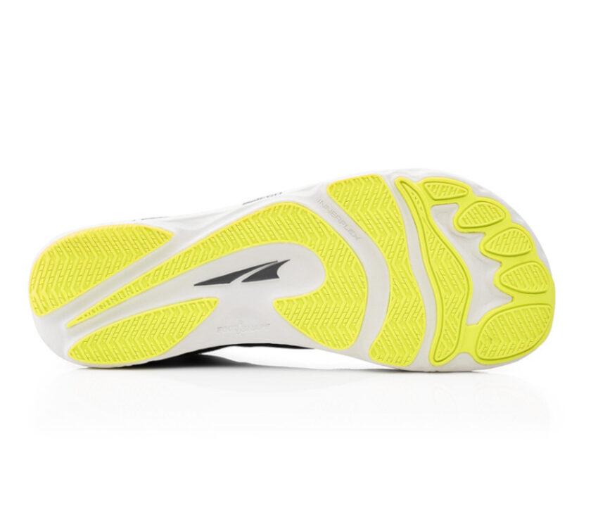 suola altra running escalante 1.5 gialla scarpa running minimal