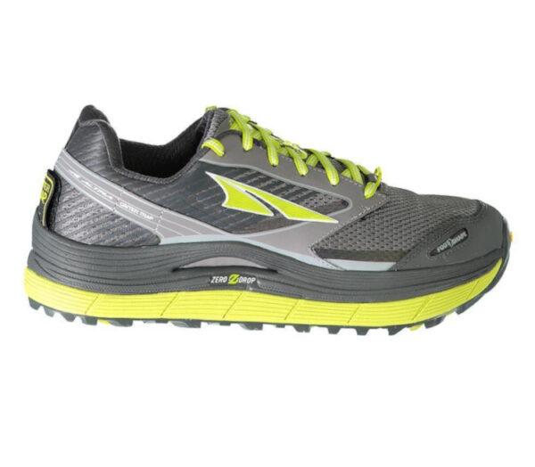 scarpa da trail altra olympus 2.5 uomo giallo fluo