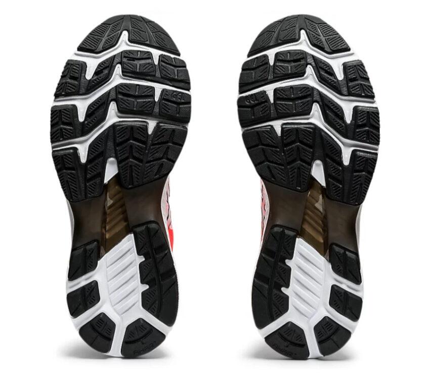 suola scarpa running donna asics gel kayano 27 rossa tokyo