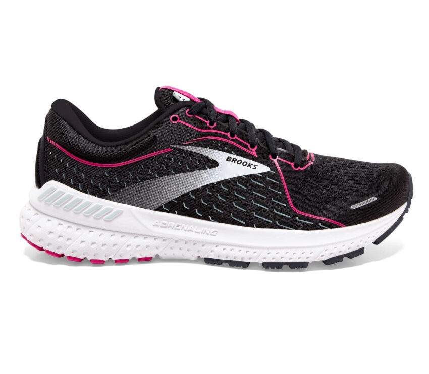 scarpa running donna nera brooks adrenaline gts 21