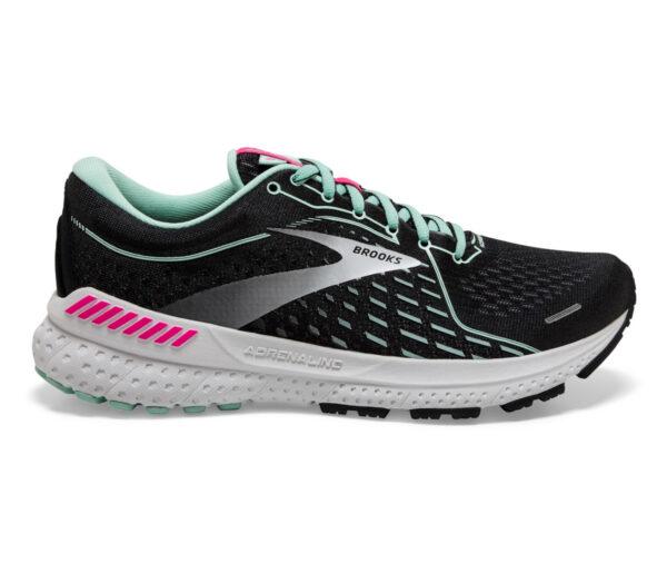 scarpe da running donna per pronazione brooks adrenaline gts 21 nere