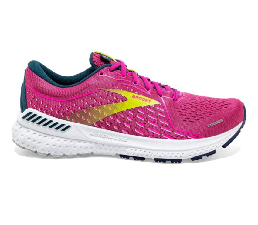 scarpa running donna rosa brooks adrenaline gts 21