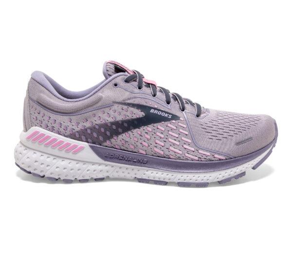 scarpa running donna per pronazione brooks adrenaline gts 21 viola