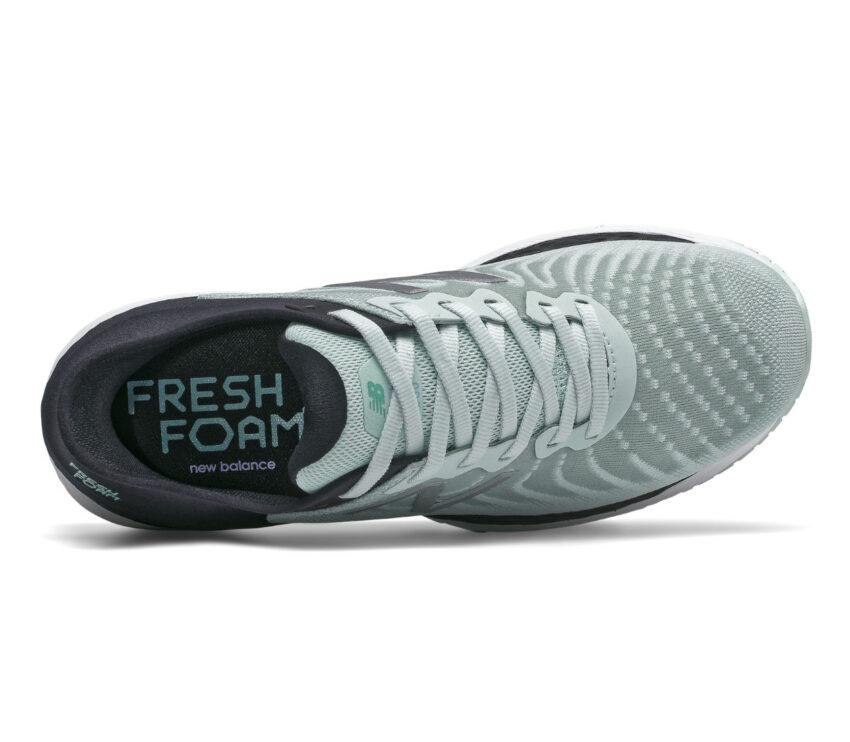 scarpa running stabile new balance 860 v11 da donna vista da sopra