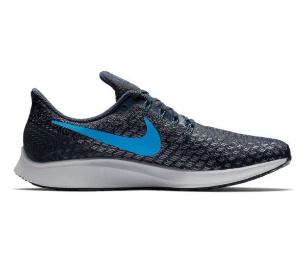 scarpa da running uomo nike pegasus 35 nera e blu