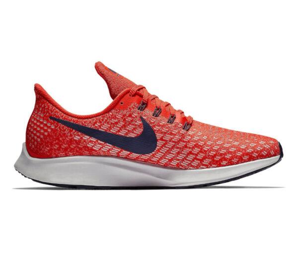 scarpa da running uomo nike pegasus 35 rossa