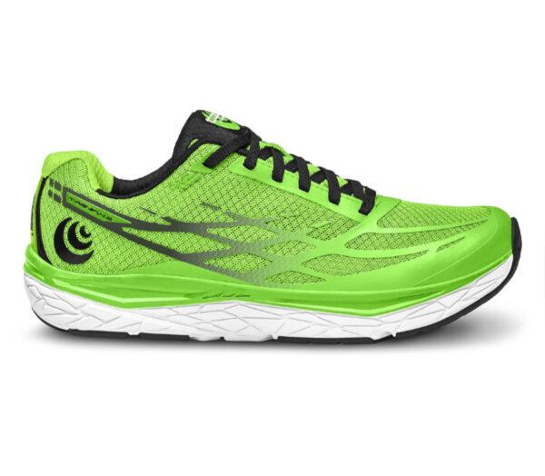 scarpa da uomo natural running topo magnifly 2 verde