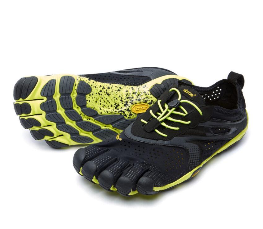 scarpa barefoot vibram five fingers nera