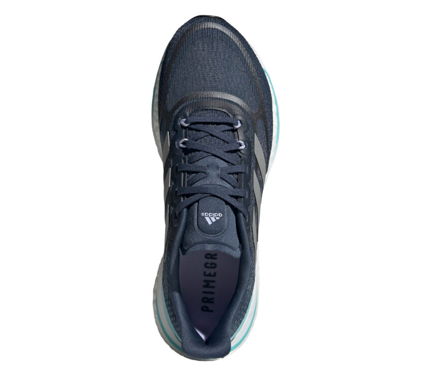 tomaia scarpa da running donna adidas supernova blue azzurra