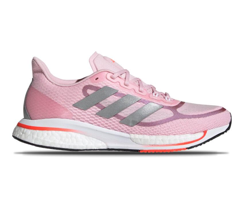 scarpa running adidas supernova donna rosa